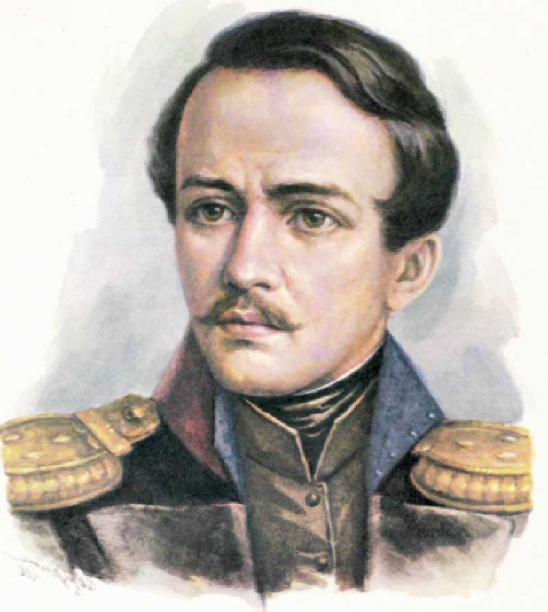 Image result for Mixail Lermontov